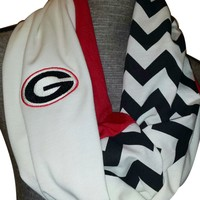 Georgia Bulldogs Scarf