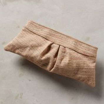 Lauren Merkin Eve Clutch in Neutral Size: One Size Clutches