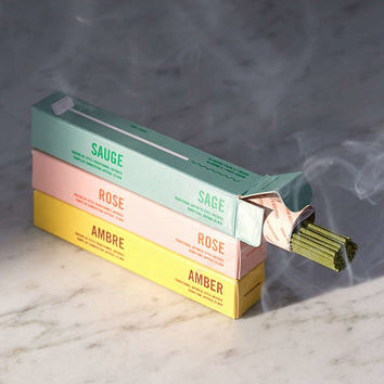 All-In-1 Incense Sticks And Holder Set | Urban Outfitters