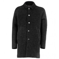 Seraphin - Navy Coat with Alpaca Fur justoneeye.com