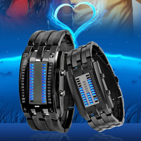 Fashion Luxury Unisex Digital LED Bracelet Sport Watche WristWatch Couples Table = 1706054852