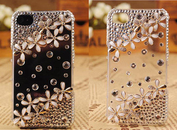 Cute Floower Cover Cell Phone Case.. on Luulla