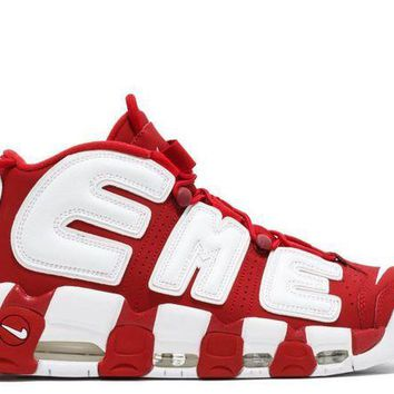 DCCKO03T Nike: AIR MORE UPTEMPO 'SUPREME'