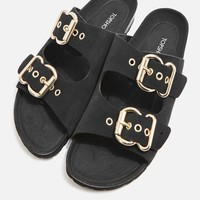 Finch Buckle Slide - Shop All Shoes - Shoes