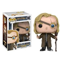 Harry Potter Mad-Eye Moody Pop! Vinyl Figure