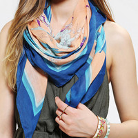 Urban Outfitters - Eastern Garden Square Scarf