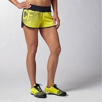 Reebok Women's Reebok CrossFit 2014 Games Knit Woven Short Shorts | Official Reebok Store