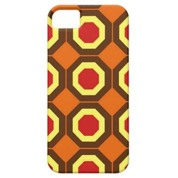 60s Retro Phone Case iPhone 5 Cases