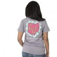 """Simply Southern State """"Ohio"""" Tee"""