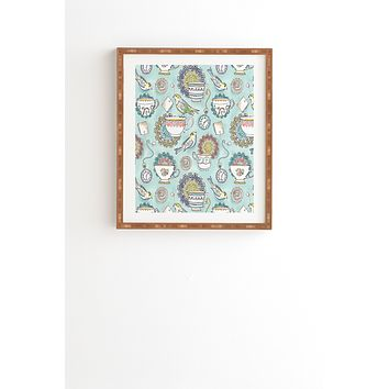 Heather Dutton Tea Time Framed Wall Art