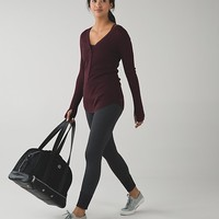 find your mantra henley | women's long sleeve yoga tops | lululemon athletica