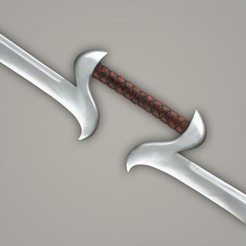 Double Bladed Dagger for Halloween