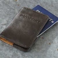 Richmond Passport Holder