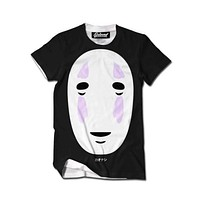No Face Mens Tee