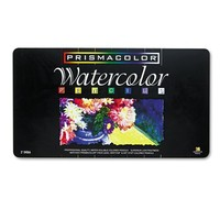 Prismacolor Premier Water-Soluble Colored Pencils, 36 Pack