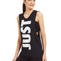 Nike Sleeveless Graphic Muscle Tank Top