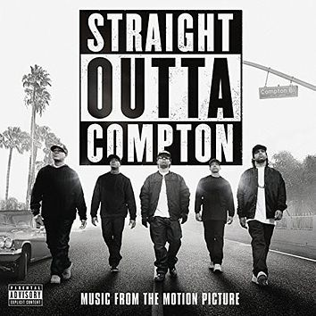 STRAIGHT OUTTA COMPTON / O.S.T. - Straight Outta Compton (Music From the Motion Picture) [Explicit Content] - (Gatefold LP Jacket) (Vinyl)