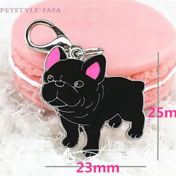 Home Wider Hot Selling Dog Tag Disc Disk Pet ID Enamel Accessories Collar Necklace Pendant Free Shipping