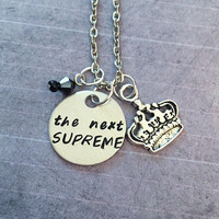 The Next Supreme Necklace - AHS Inspired Jewelry - Fandom Jewelry - American Horror Story Inspired Jewelry - Coven Jewelry