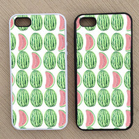 Cute Hipster Watermelon Summer iPhone Case, iPhone 5 Case, iPhone 4S Case, iPhone 4 Case - SKU: 223