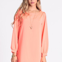 Surely Shocked Shift Dress - $42.00: ThreadSence, Women's Indie & Bohemian Clothing, Dresses, & Accessories