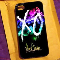 The WEEKND XO Rainbow iPhone Case And Samsung Galaxy Case