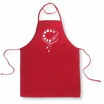 Art Palette Children's Apron