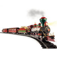 The Holiday Tradition Train - Hammacher Schlemmer