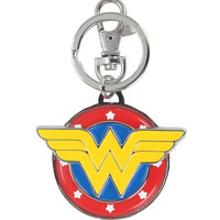 DC Comics Wonder Woman Logo Key Chain