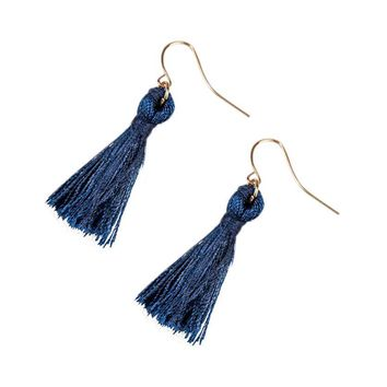 Drop Bohemian Women Long Tassel Dangle Earrings