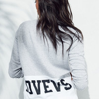Crewneck Pullover - Fleece - Victoria's Secret