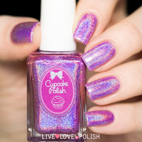 Cupcake Polish Chicago Nail Polish (PRE-ORDER | ORDER SHIP DATE: 10/31/15)