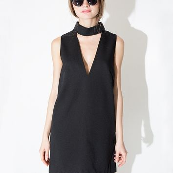 Cameo Say it Right Black Dress