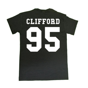 Michael Clifford 95 T Shirt 5 Seconds of summer 5SOS Tshirt Date of Birth Top D.O.B. Tee T-shirt
