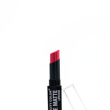 City Color Be Matte Lipstick - M4