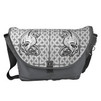 Winged Dragon Messenger Bag