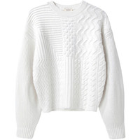 Kenzo Cable Knit Sweater