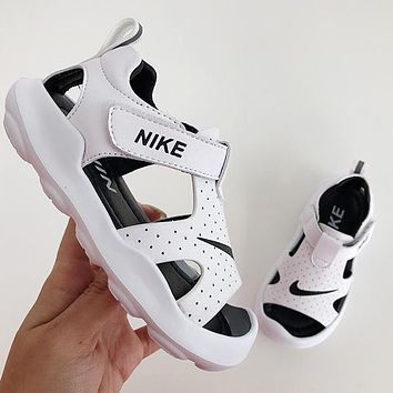 NIKE Girls Boys Children Baby Toddler Kids Child Fashion Casual Sandals Shoes