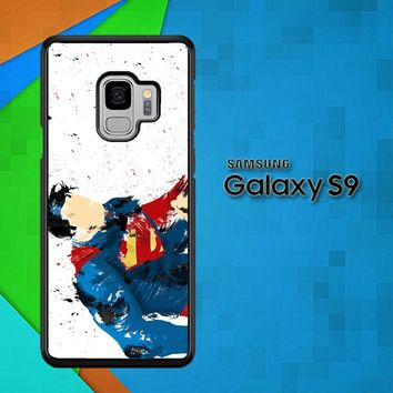 Dc Comics Superman V1099 Samsung Galaxy S9 Case