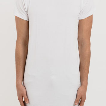 D20 Drawstrings Under Armour S/S Tee - White