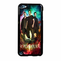 Supernatural Dean Sam Winchester iPod Touch 5th Generation Case