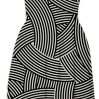New Weave in Black created by House of Jennifer | Print All Over Me