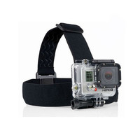 Elastic Adjustable Head Strap Mount For Gopro Cameras