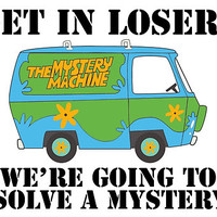 Scooby Doo Mystery Machine - Mean Girls