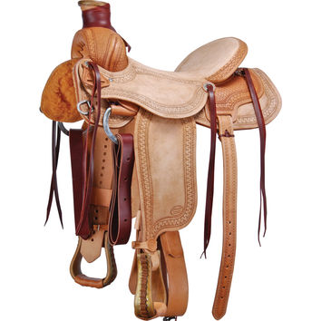 Court's Colt Breaking Ranch Roper Saddle