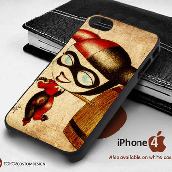 Quin Harlry Art for iPhone 4/4S, iPhone 5/5S, iPhone 6, iPod 4, iPod 5, Samsung Galaxy Note 3, Galaxy Note 4, Galaxy S3, Galaxy S4, Galaxy S5, Galaxy S6, Phone Case