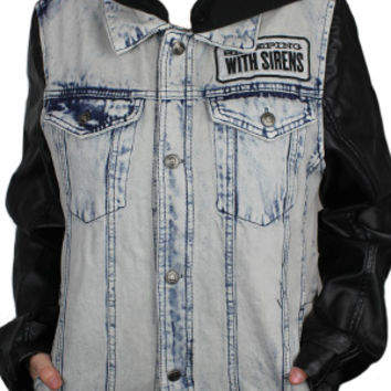 Sleeping With Sirens | Custom Denim Jacket