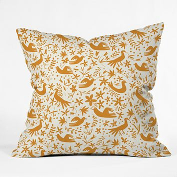 Joy Laforme Folklore and Fable Throw Pillow