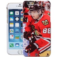 Chicago Blackhawks Patrick Kane iPhone 6 Player Case