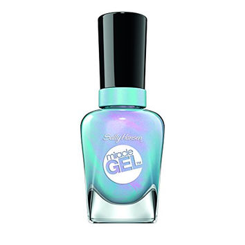 Sally Hansen Miracle Gel Nail Polish, Let's Get Digital, 0.5 Ounce
